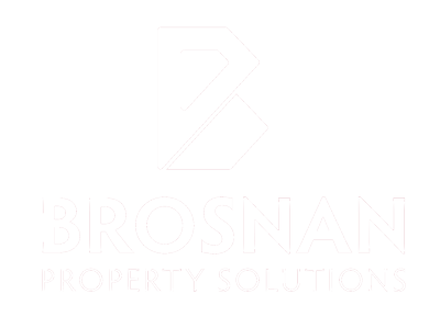 Brosnan Property Solutions Logo Footer