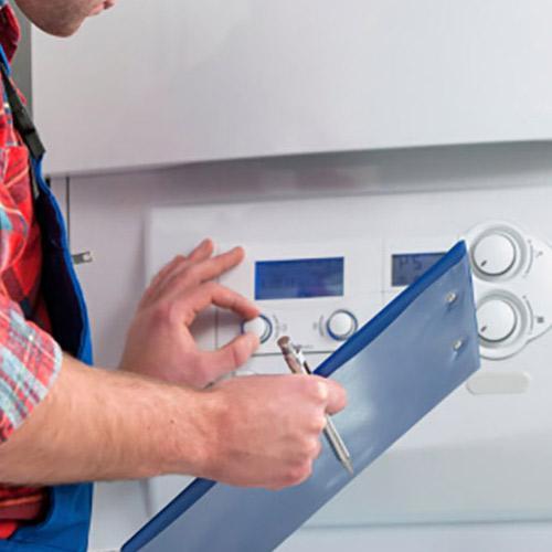 Gas boiler service cork